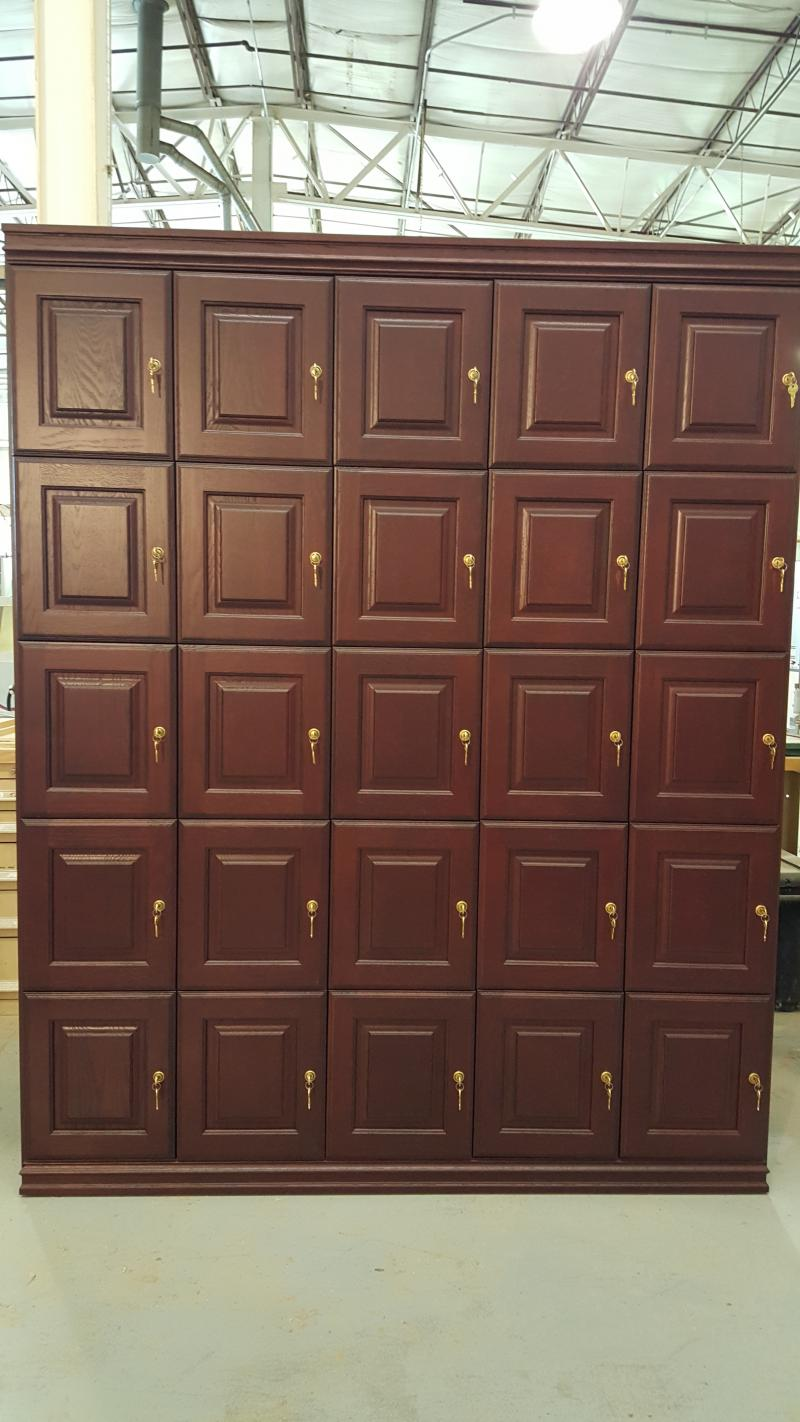 Cigar Lockers