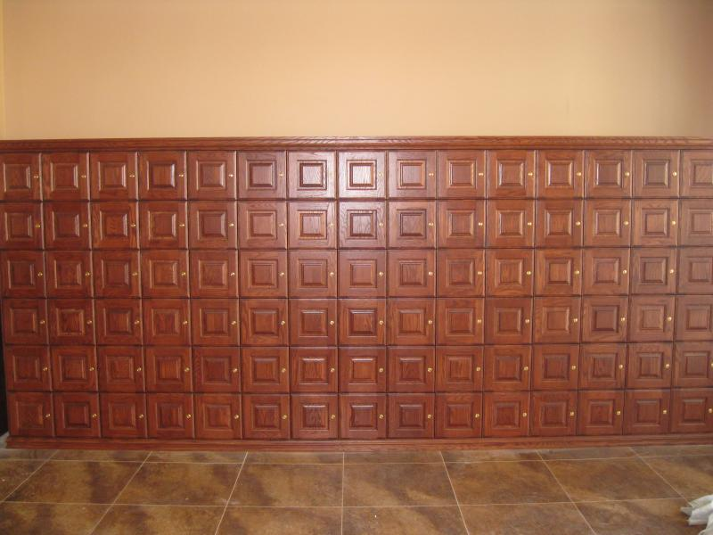 100 unit cigar locker